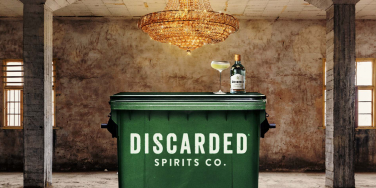 worlds rubbish bar discarded spirits